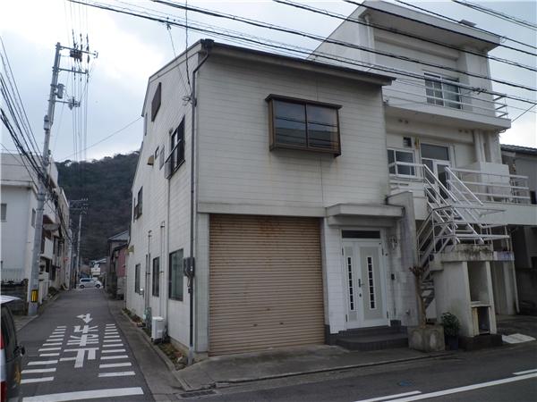 佐古一番町M借家外観画像